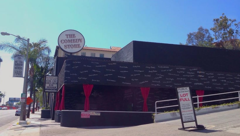 The Comedy Store. | Photo: Seth P./Yelp