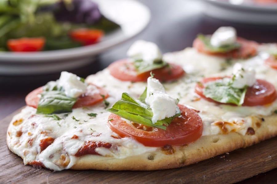 Pizza Bar. | Photo: Laila T./Yelp