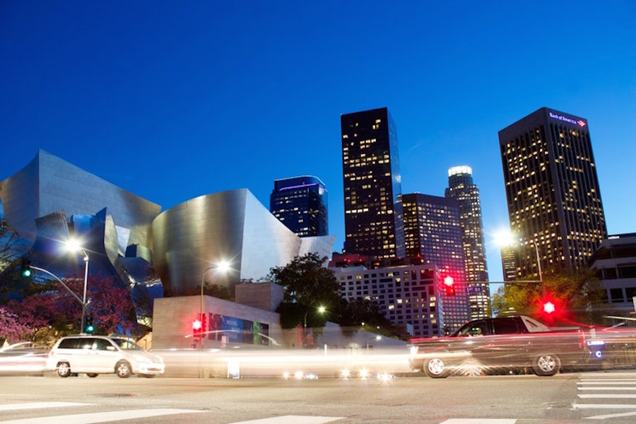 Walt Disney Concert Hall. | Photo: Jeremy Bishop/Unsplash
