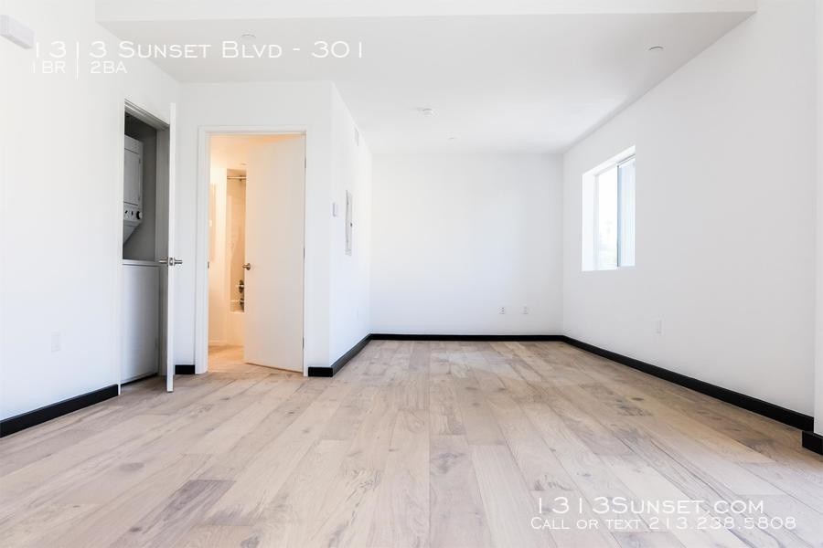 1313 Sunset Blvd., #301. | Photos: Zumper