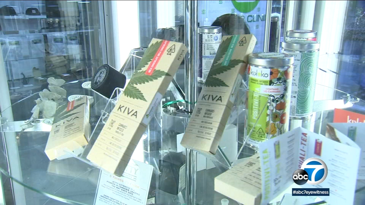 Its now been one year since California legalized recreational marijuana, and Eyewitness News took a look at how the industry doing.