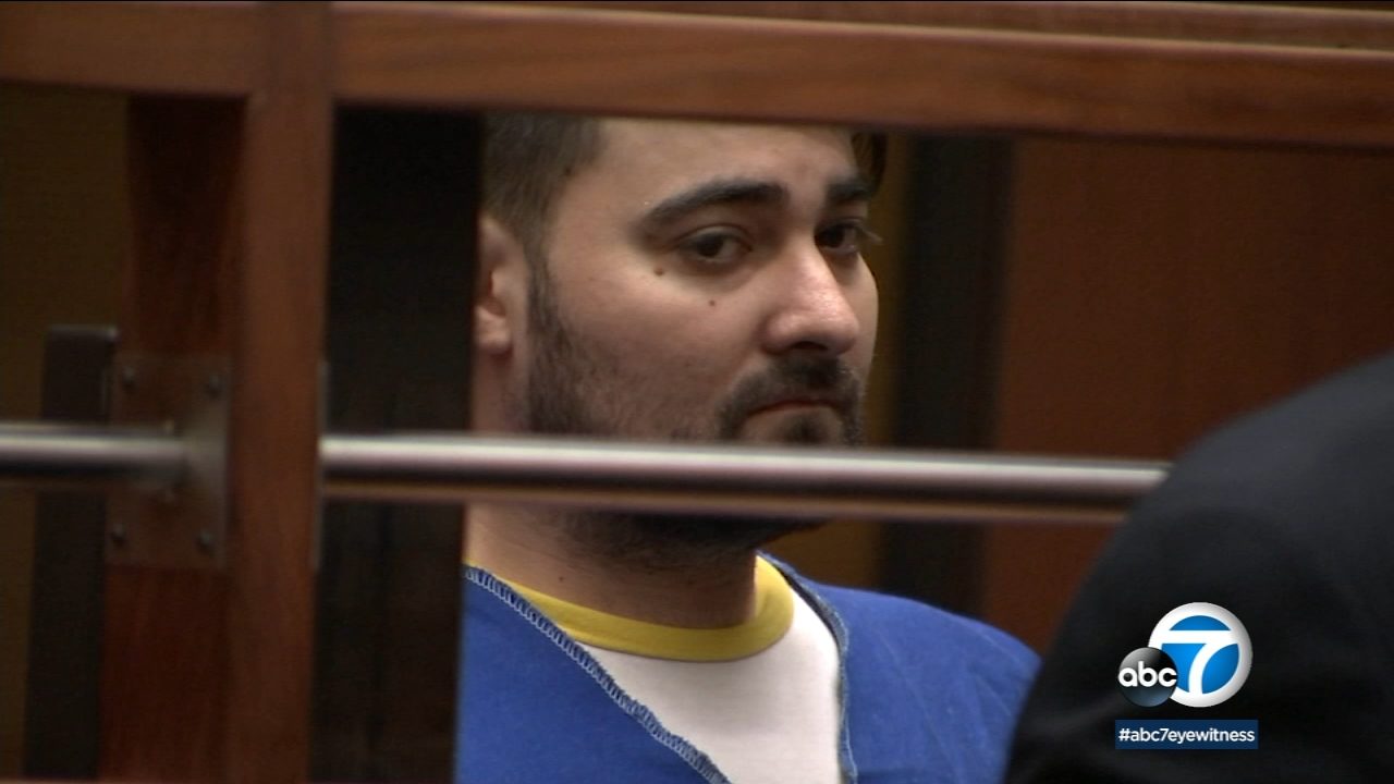 Donald Vincent Ciota II, a now-former security guard who shot and killed a man at the Walgreens in Hollywood last month, has entered a not-guilty plea to a murder charge.