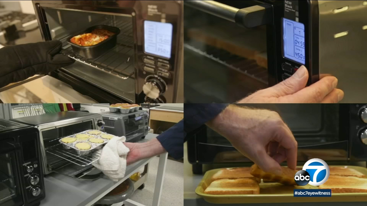 Consumer Reports tested various brands of toaster ovens.