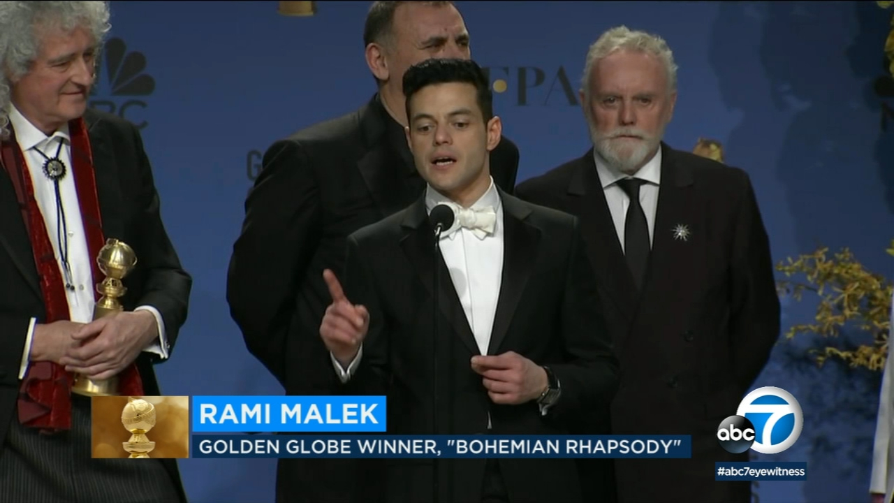 The 76th Golden Globes gave top film awards to Bohemian Rhapsody and Green Book while honoring comedy icon Carol Burnett with a new TV award in her name.