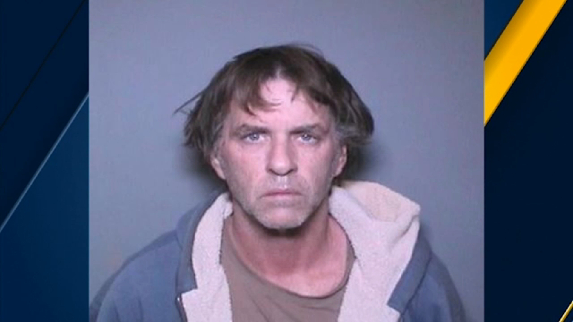 This is an undated photo of 53-year-old Kevin Konther, arrested by Orange County deputies on Thursday, Jan. 10, 2019.