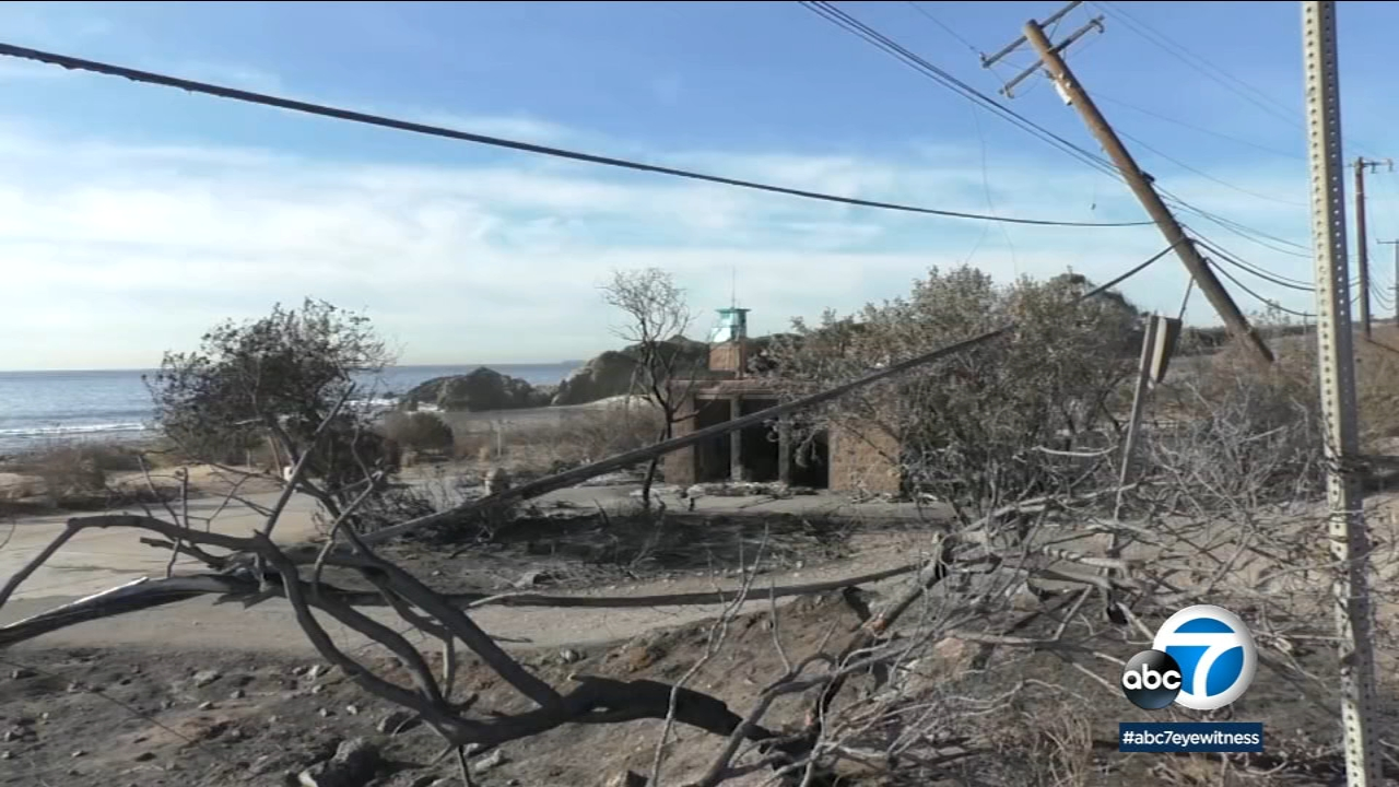 Many hiking trails remain closed in the Santa Monica Mountains after the Woolsey Fire.
