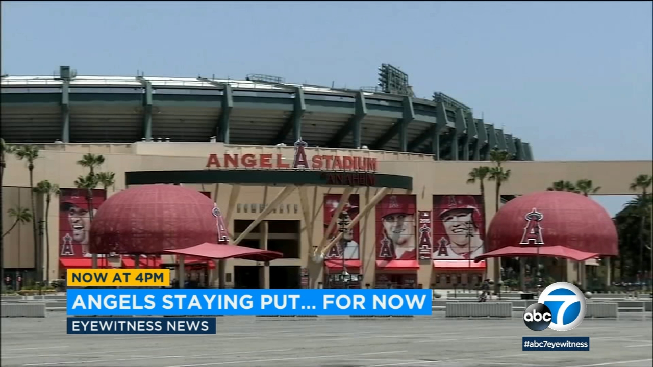 The Angels and Anaheim have agreed to a one-year stadium lease extension while the two sides negotiate a longer-term deal and stadium improvements.