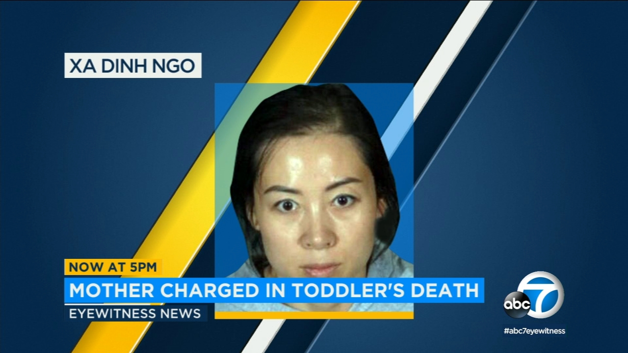 Xa Dinh Michelle Ngo of Covina has been charged with stabbing her own 2-year-old son to death.