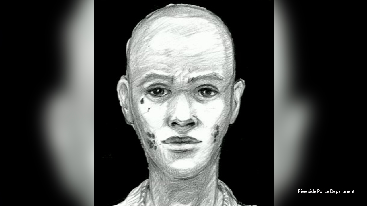 Police released a sketch of an attempted kidnapping suspect in Riverside on Thursday, Jan. 17, 2019.