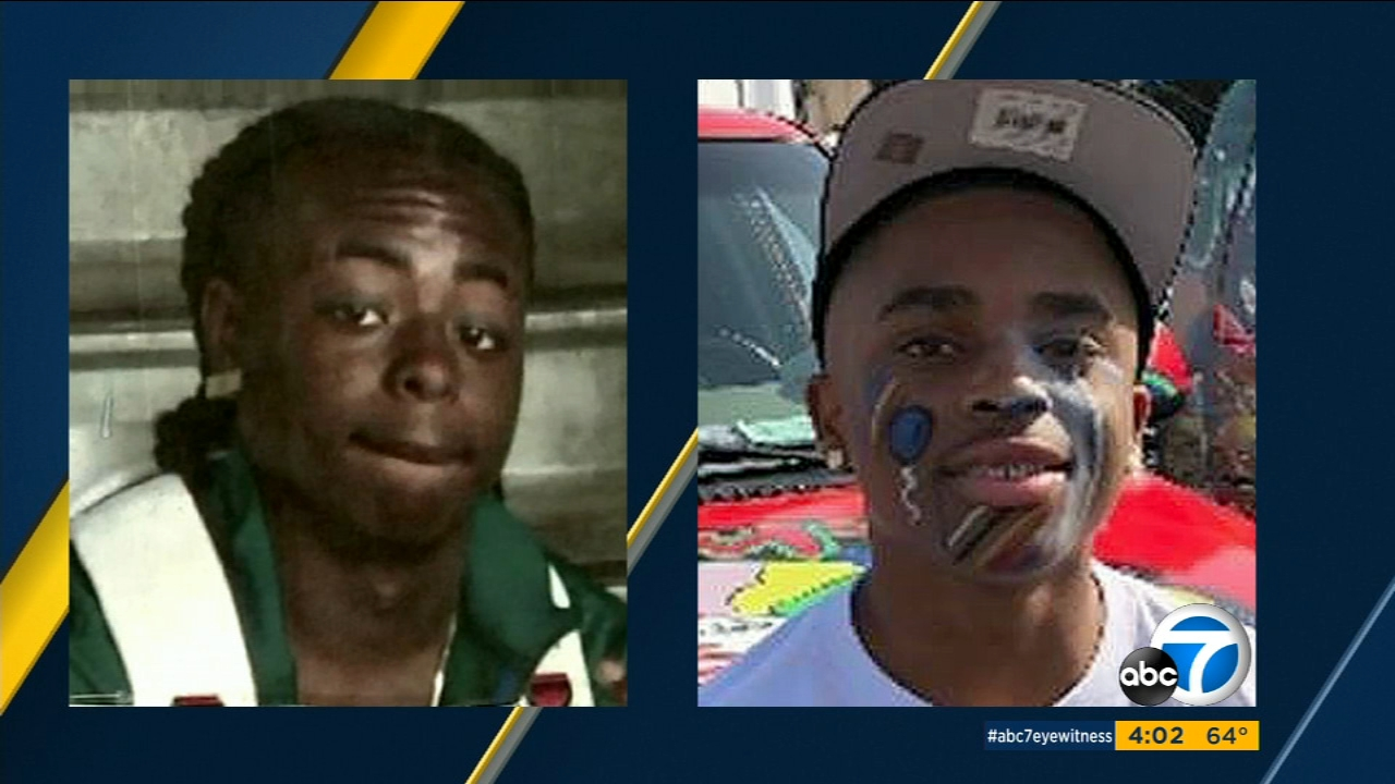 These are undated photos of Monyae Jackson and Lamarrion Upchurch.