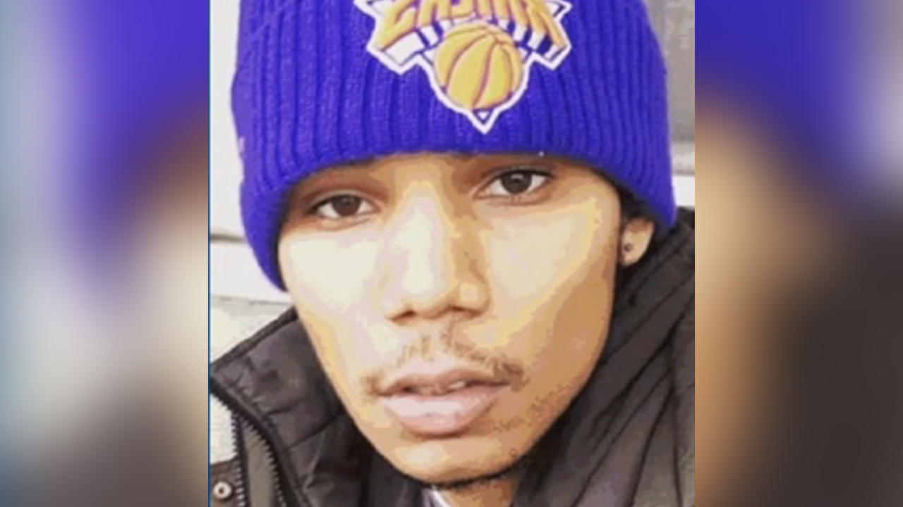 This is an undated photo of 22-year-old DeWayne Williams, a missing New York man who was found safe in North Hollywood.