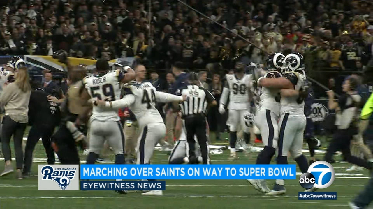 The Rams are back in SoCal and preparing for the formidable challenge of taking on Tom Brady and the New England Patriots in Super Bowl LIII.