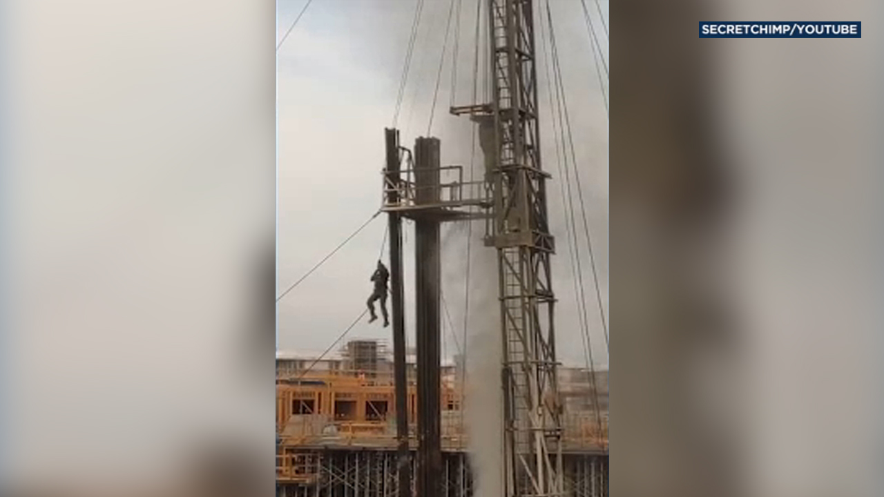Workers in Marina del Rey dug into an abandoned oil well, sending natural gas into the air, and residents were wondering why it took so long for people to find out.