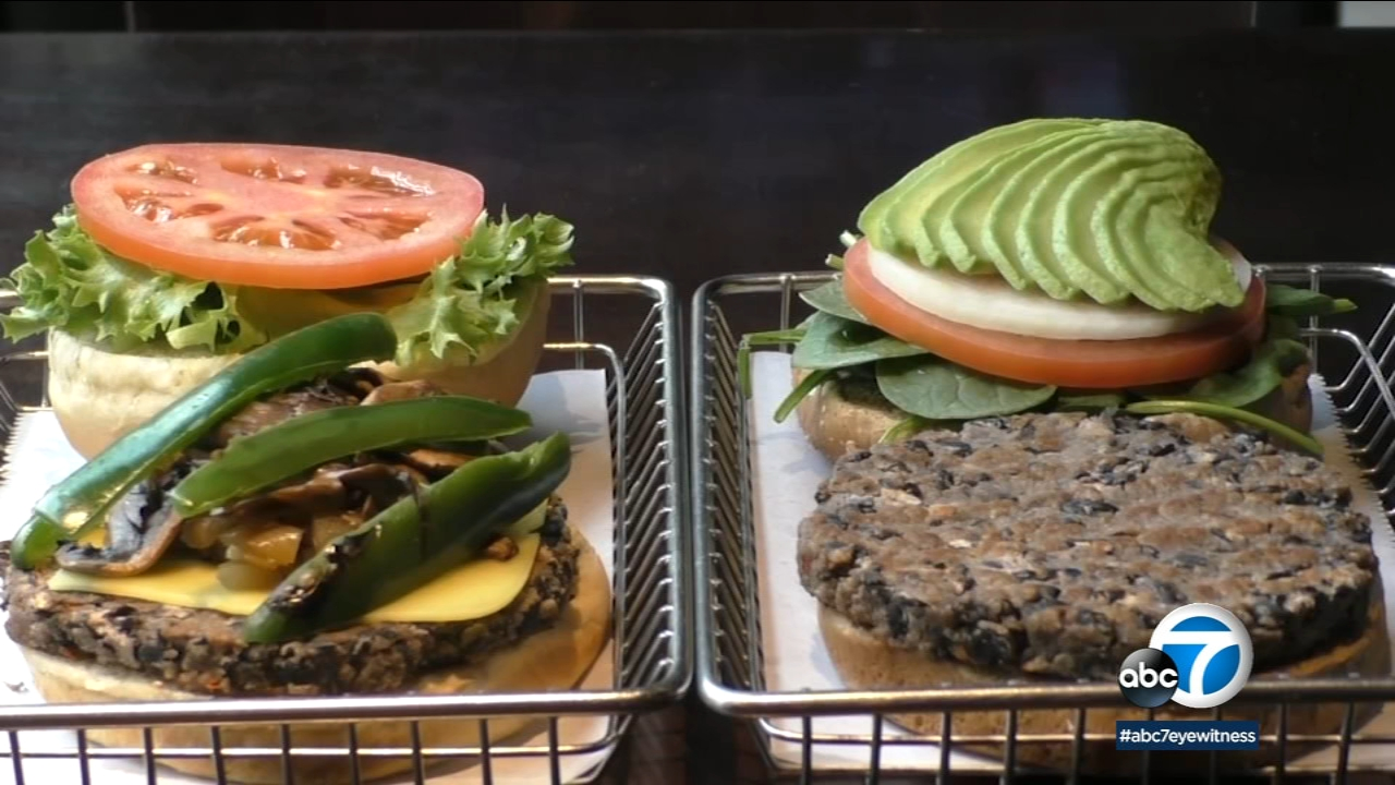 More burger restaurants like Carls Jr. and The Habit are adding plant-based proteins to their menus.