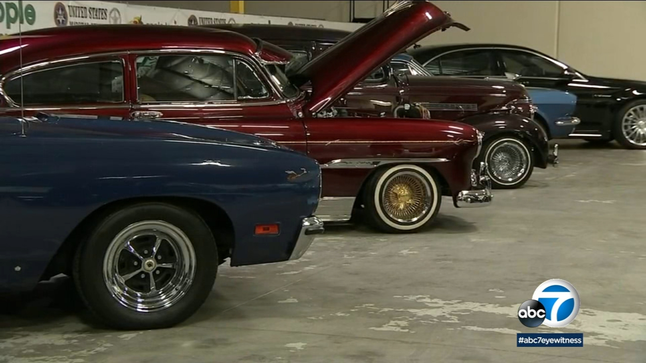 The U.S. Marshals Office is selling a set of high-end, collectible vehicles that were seized as part of criminal investigations.
