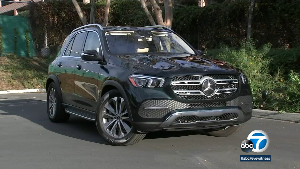 Mercedes Benz is among the companies offering a crossover SUV as a luxury vehicle.
