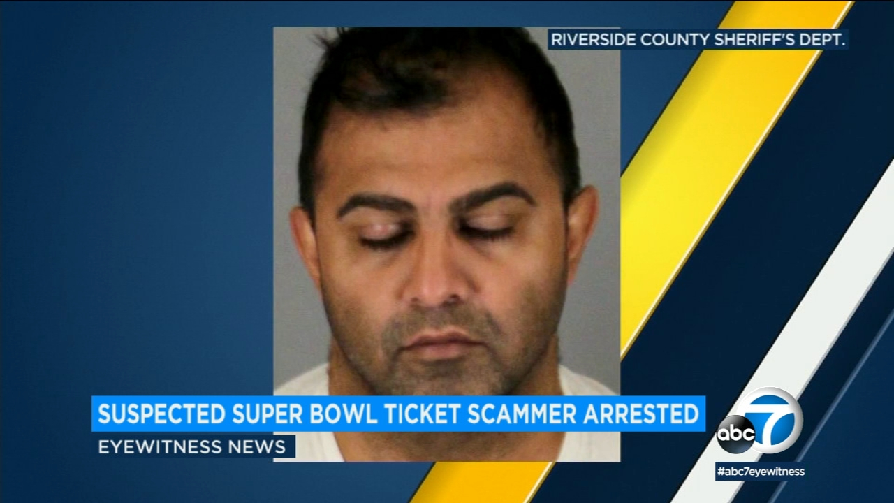 Alleged Super Bowl ticket scammer Ketan Shah was arrested at the Pechanga resort after allegedly bilking hundreds of thousands of dollars from unsuspecting victims.