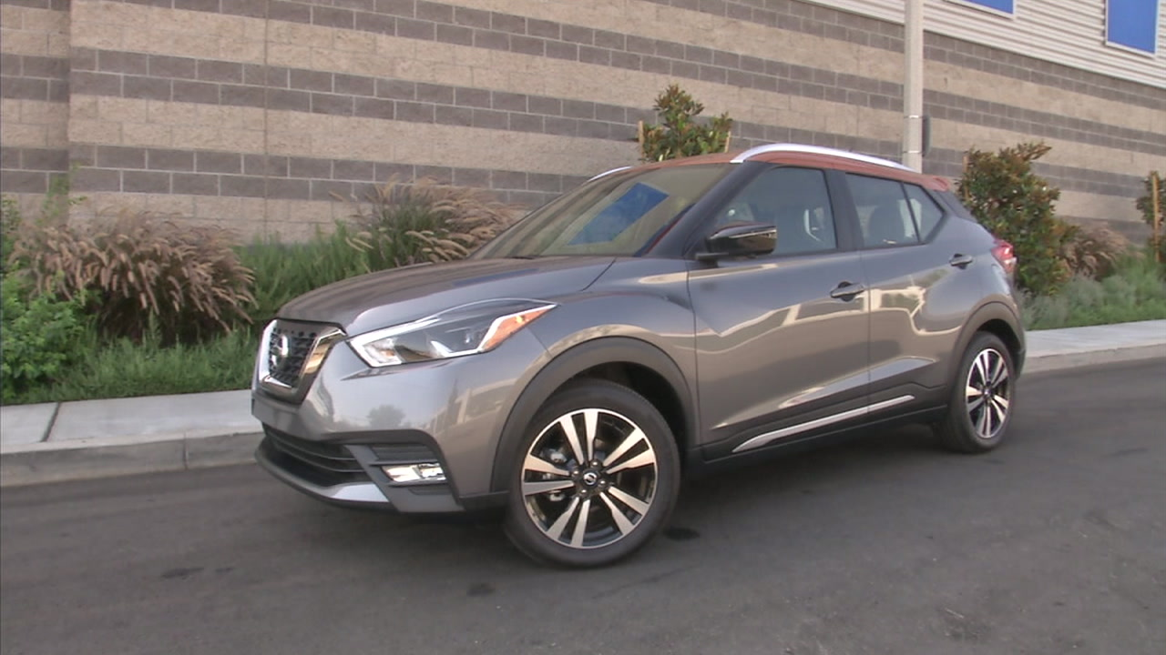 Its a new model for 2018, but its not the first time Nissan has offered a smaller SUV.