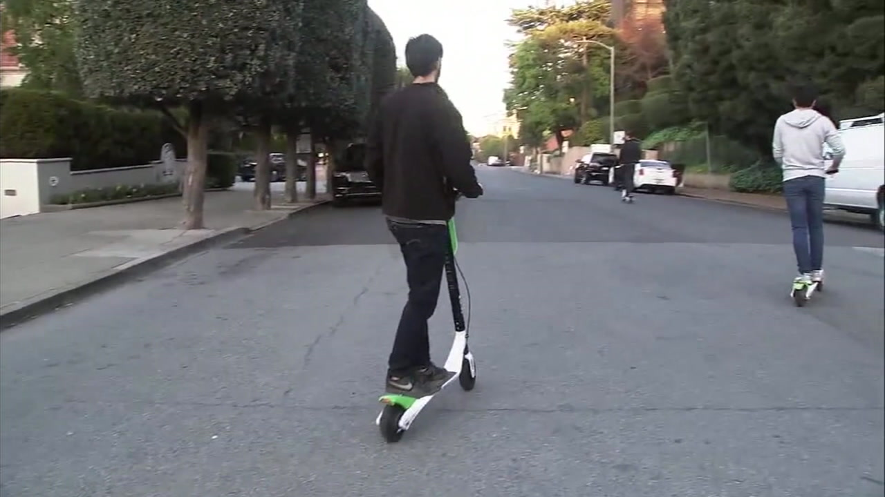 A Los Angeles City Council committee recommended capping the speed of electric scooters in the city to 12 mph.