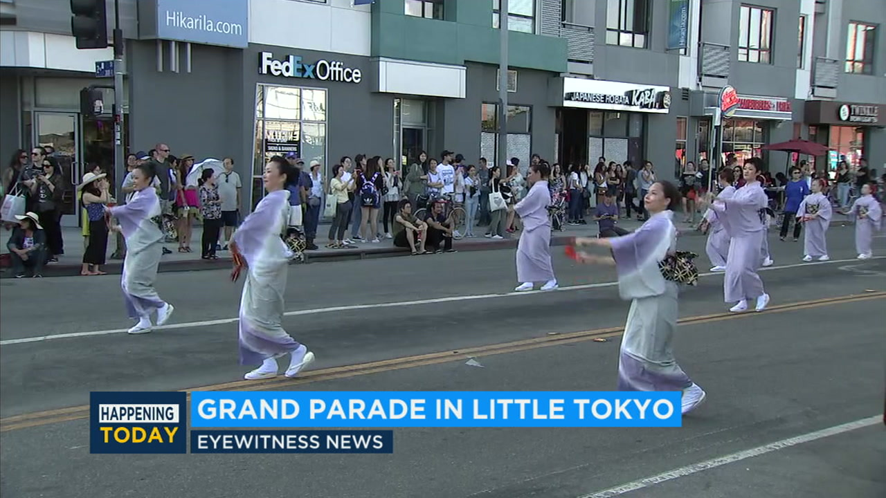 Little Tokyo to host annual Nisei parade