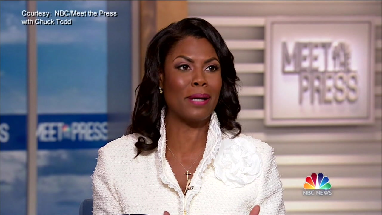 Trump lashes out at lowlife Omarosa over book, tapes