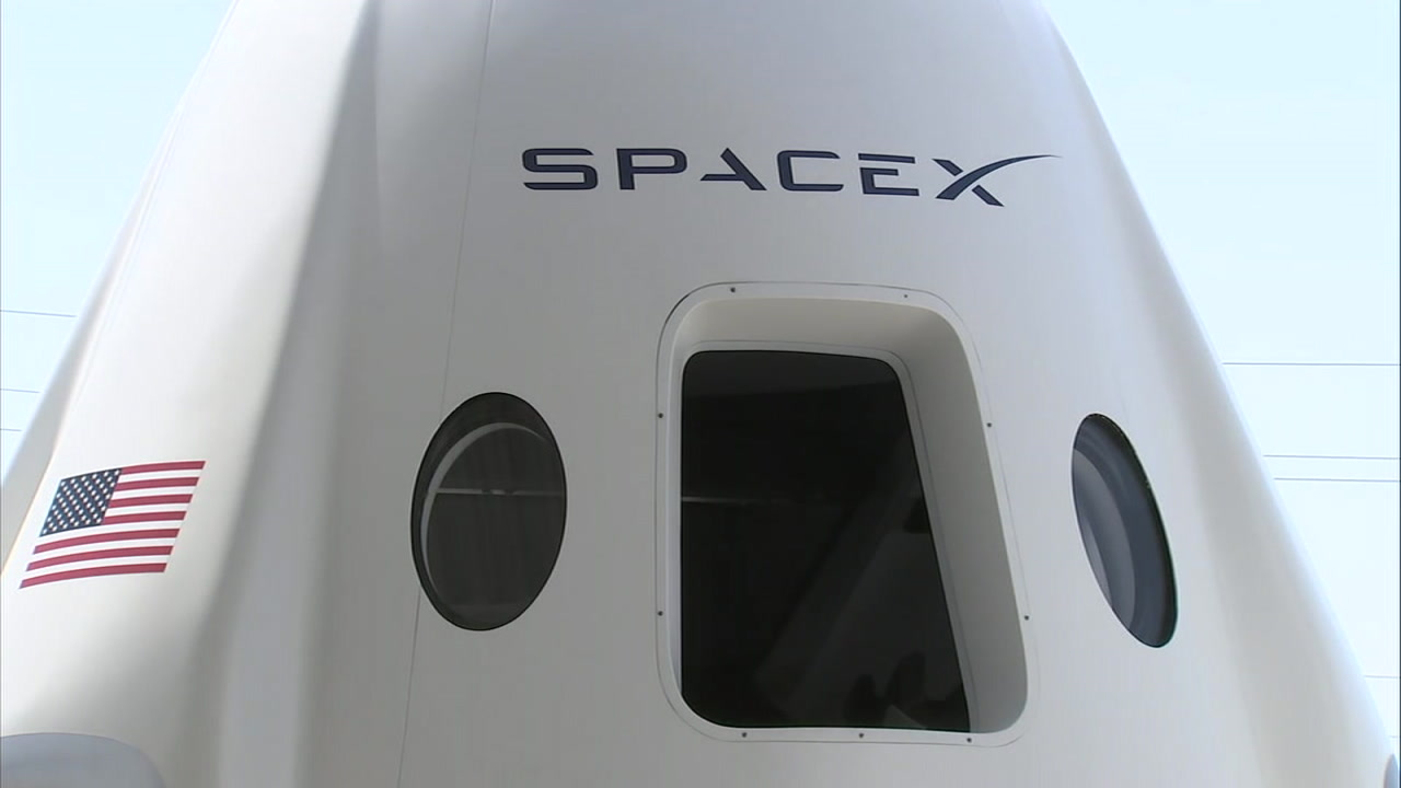 Hawthorne-based SpaceX is getting ready to carry NASA astronauts to the International Space Station.