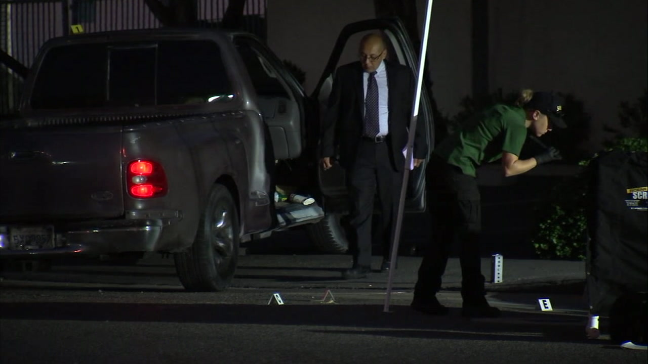 Man fatally shot after being forced into own car while pumping gas in Santa Ana