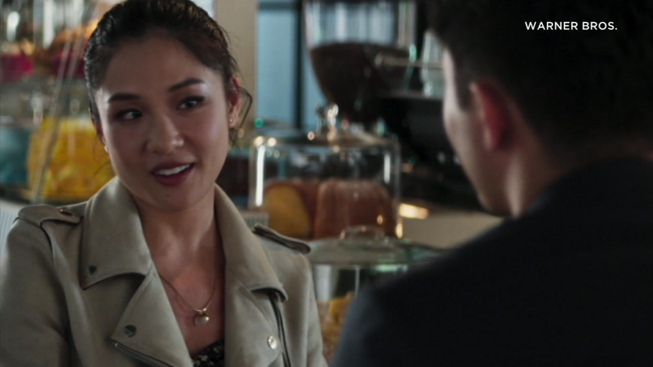 Constance Wu from Fresh Off the Boat stars in Crazy Rich Asians.
