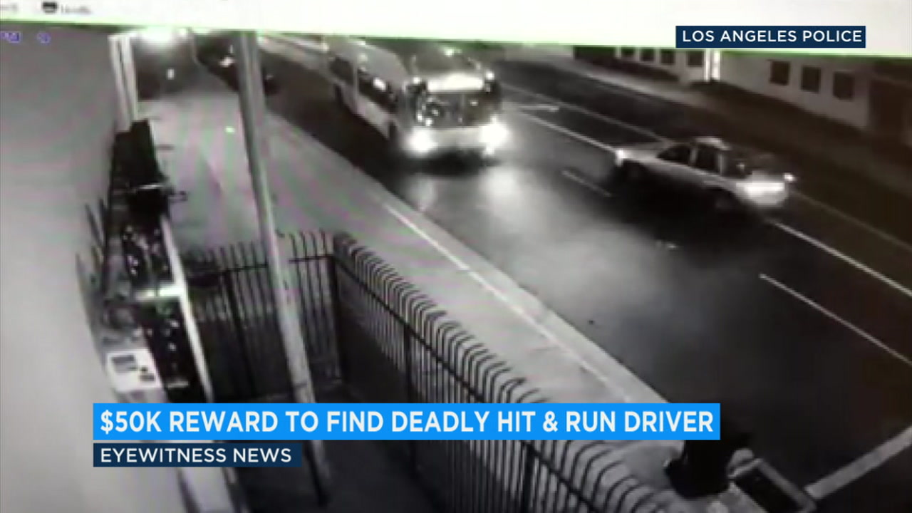 Investigators on Monday released new video of a deadly hit-and-run that left a 78-year-old man dead in the Pico-Union District.