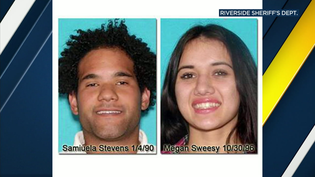 A search was over Tuesday for two young children abducted from their grandparents home in Hemet.