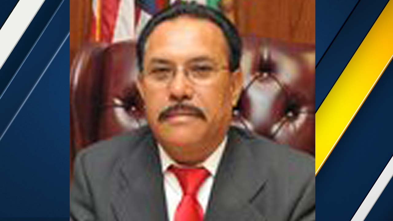 Maywood Mayor Ramon Medina is seen in an undated file photo.