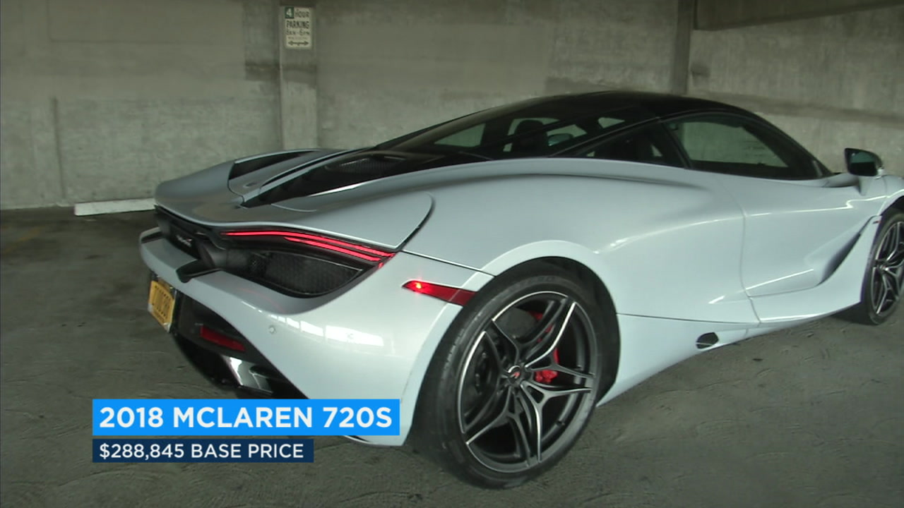McLarens new 720S supercar can hit 60 mph in under 3 seconds - for a price of nearly $300,000.