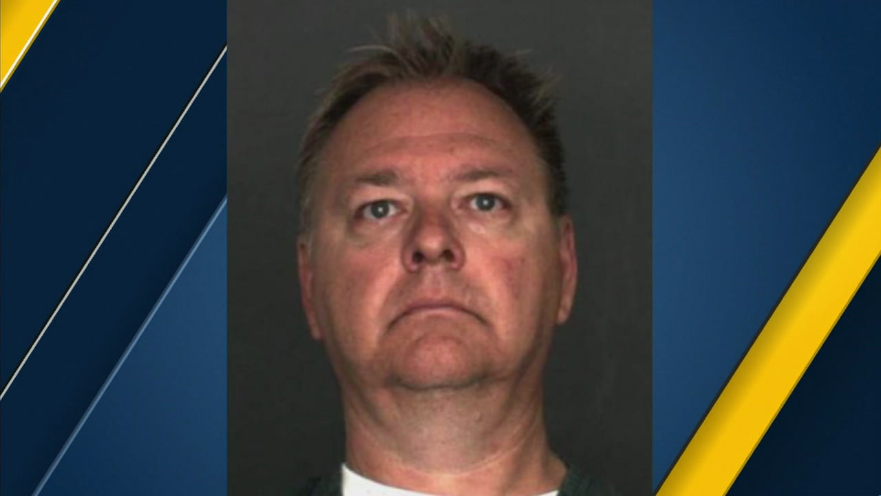Charles Mayer, 55, a former dean of Nicolet Middle School in Banning and a former Catholic priest, is shown in a photo.