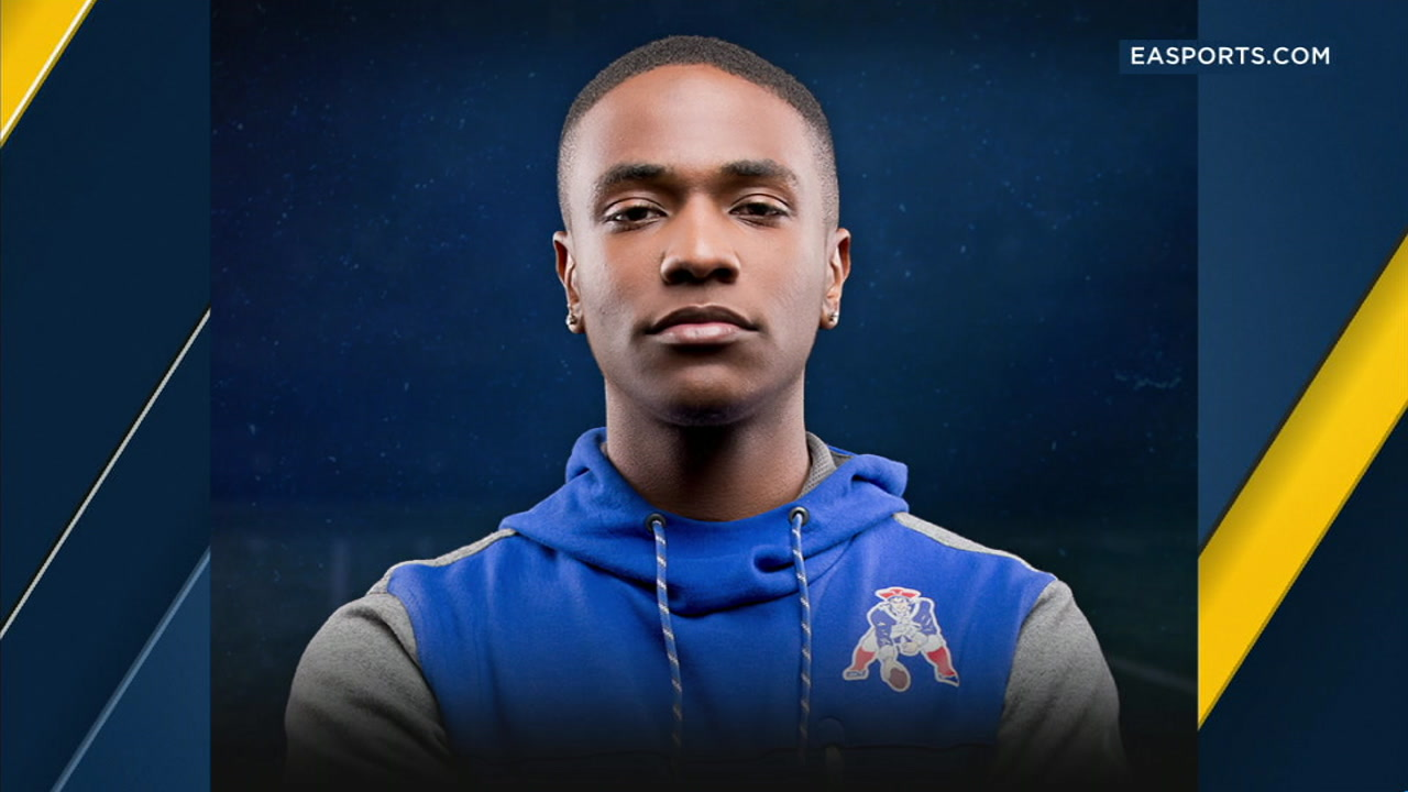 A photo from EAsports.com of 22-year-old Elijah Clayton.