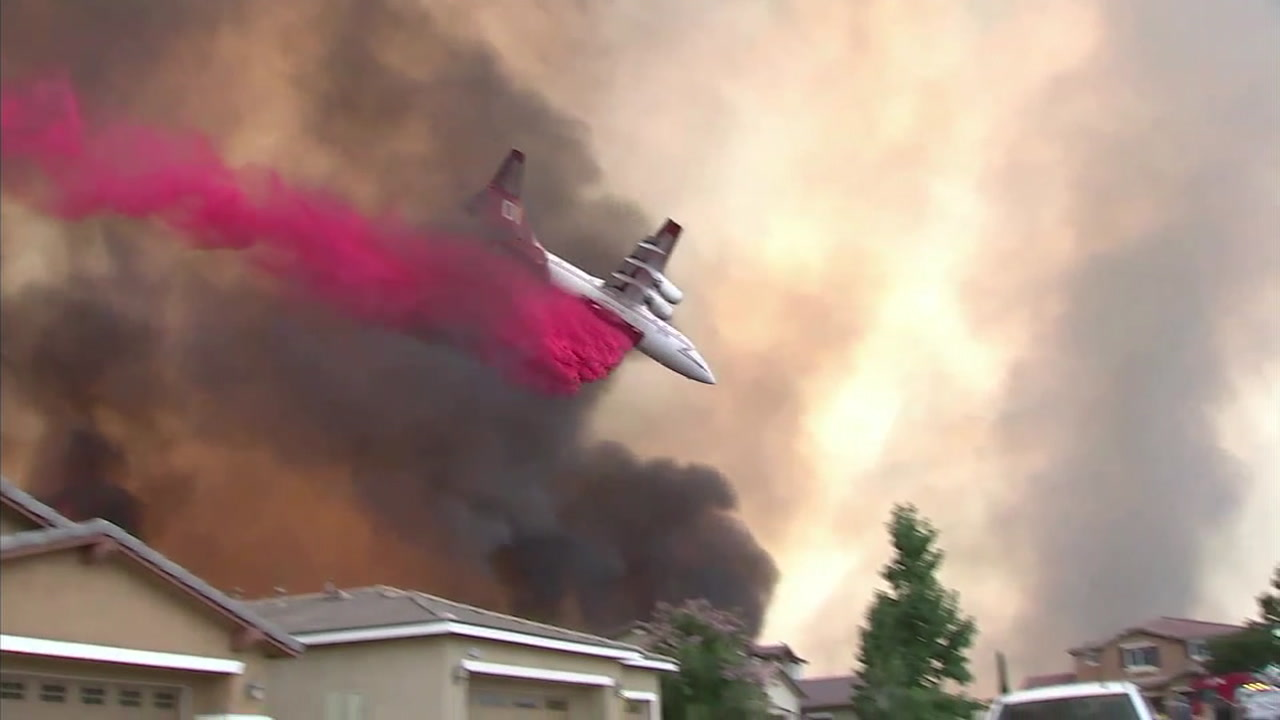 In the middle of a tough fire season, Cal Fire is facing a shortage of pilots to fly the air tankers that drop flame retardant, saving lives and homes.