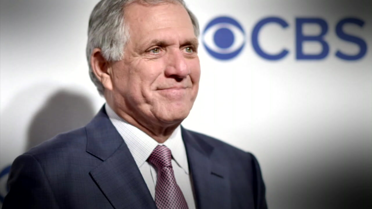 Les Moonves is leaving his position as head of CBS amid sexual misconduct allegations.