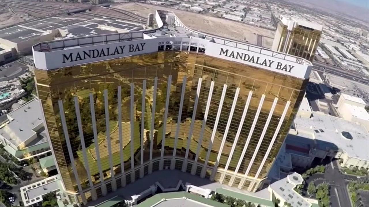 MGM Resorts is suing victims of the Oct. 1, 2017 mass shooting at Mandalay Bay.