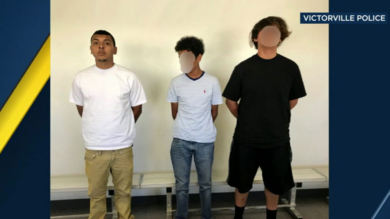Richard Navarrete, 20, and two 14-year-old boys were arrested for allegedly collecting donations by falsely claiming a young boys death.