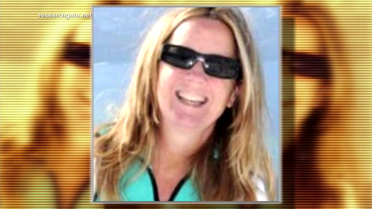 Christine Blasey Ford is seen in this image.