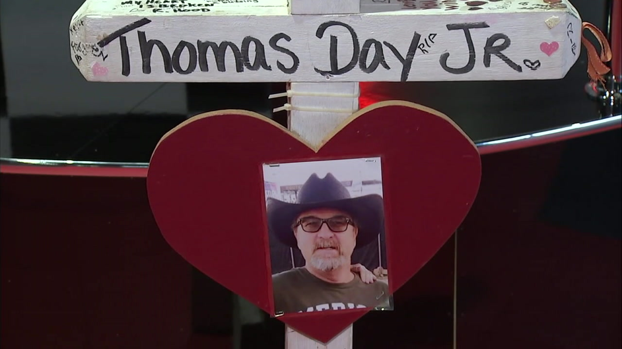 Thomas Day, who was among the people killed in the Las Vegas mass shooting a year ago, is being remembered by friends with a fundraiser to help kids in the Inland Empire.