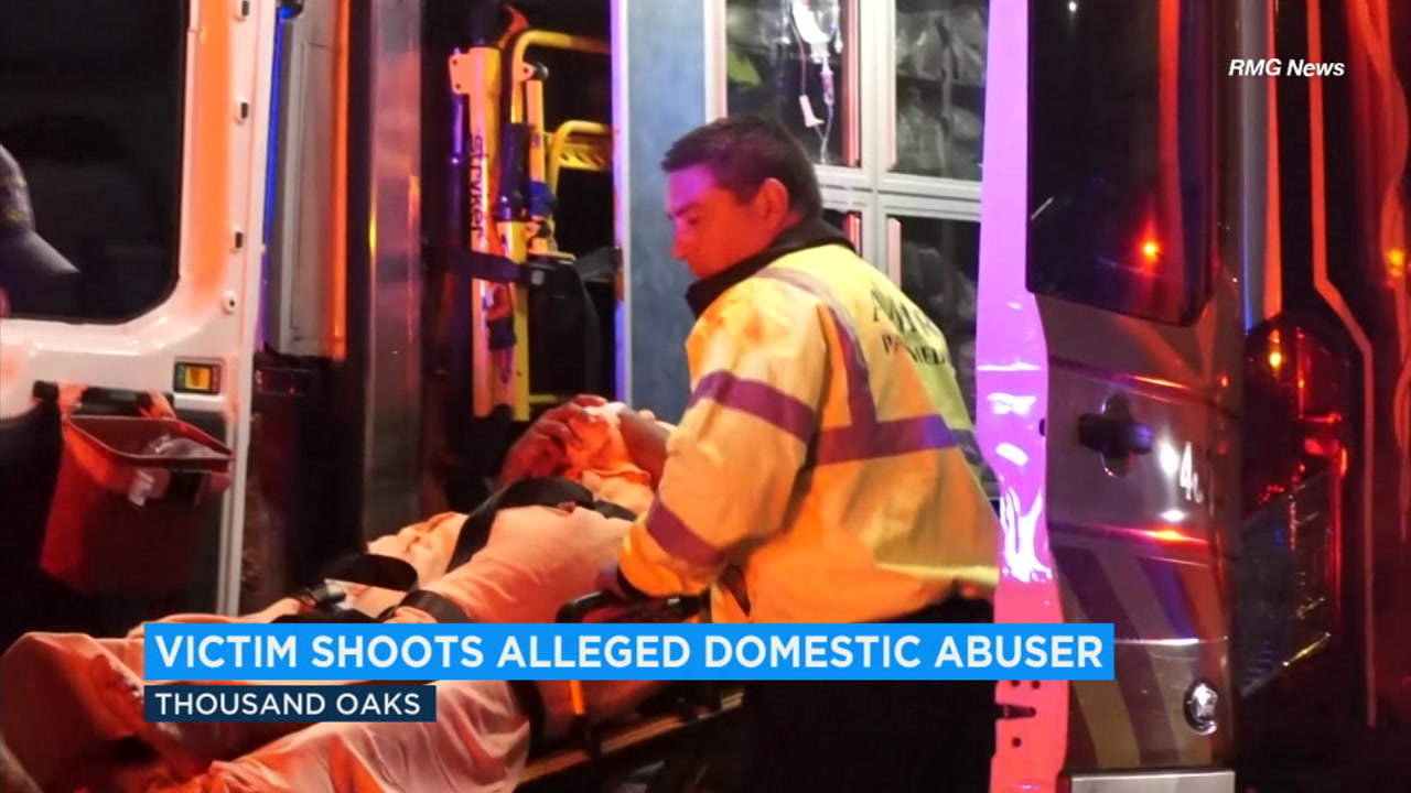 A 25-year-old man who allegedly sexually battered his girlfriend and assaulted her with a firearm told sheriffs deputies that he had been shot by her.