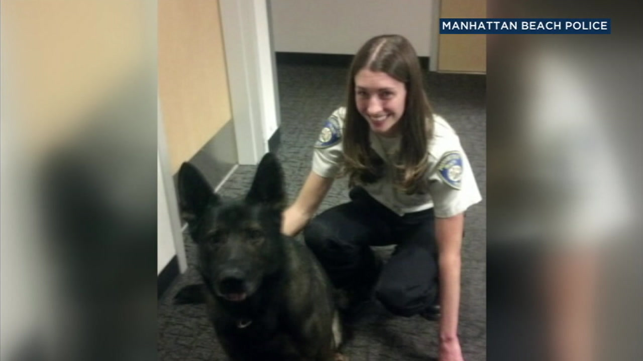 Rachel Parker, a records technician in the Manhattan Beach Police Department was among the 58 people killed in the 2017 Las Vegas mass shooting.