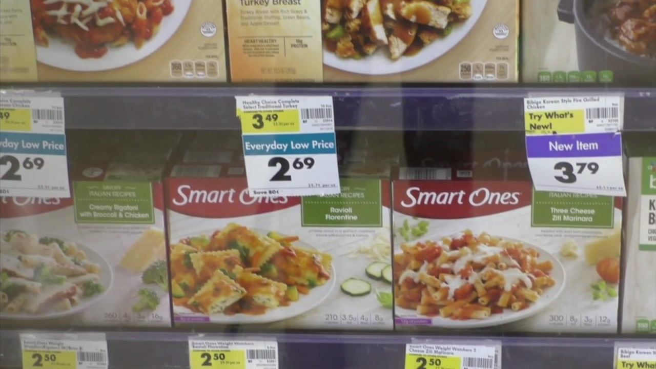 Frozen meals are back in style