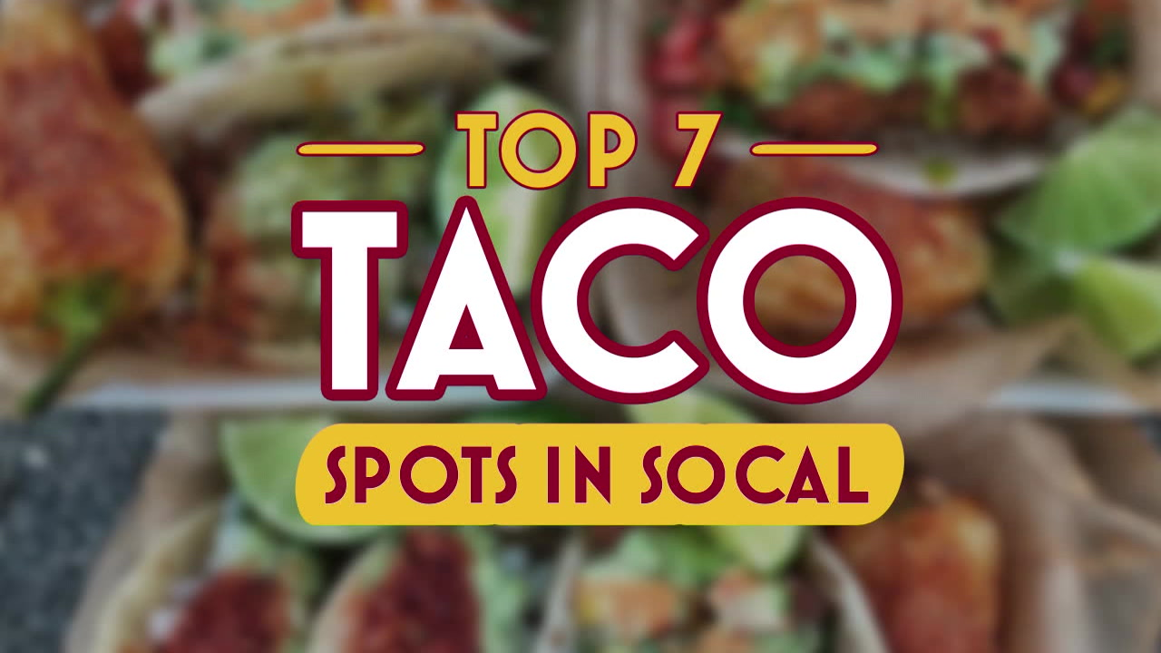 Check out these great taco spots, shared by our Eyewitness Foodies.