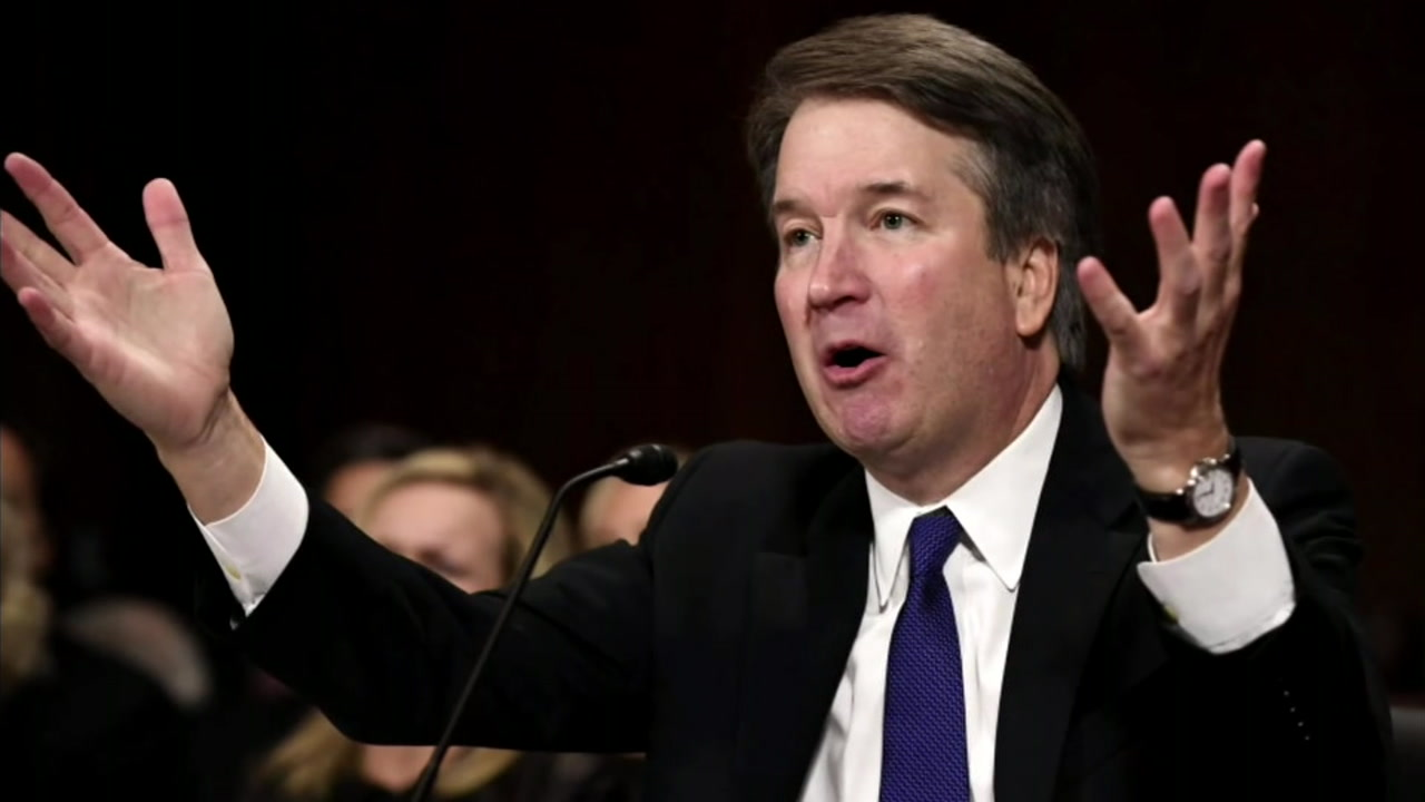 The Senate Judiciary chair says the FBI found no hint of misconduct in its background investigation of sexual misconduct claims against Brett Kavanaugh.