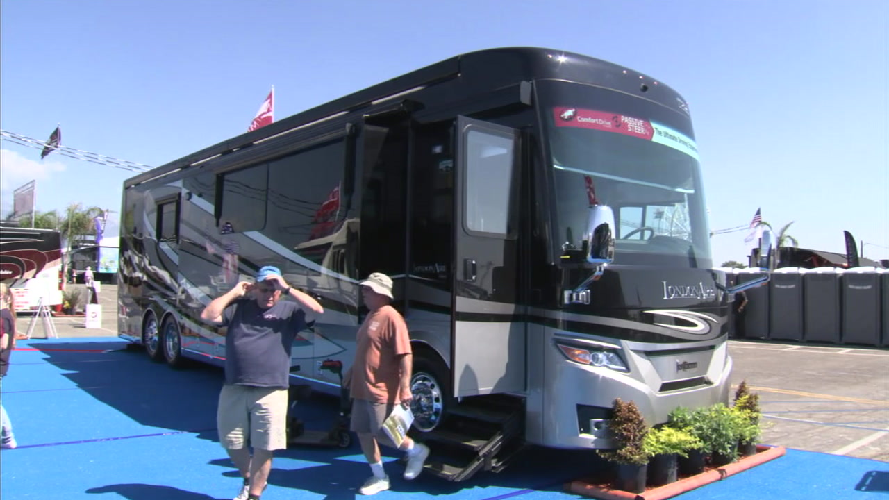 RV industry experts expect millennials will continue to help drive sales as the California RV show opens at the Fairplex in Pomona.
