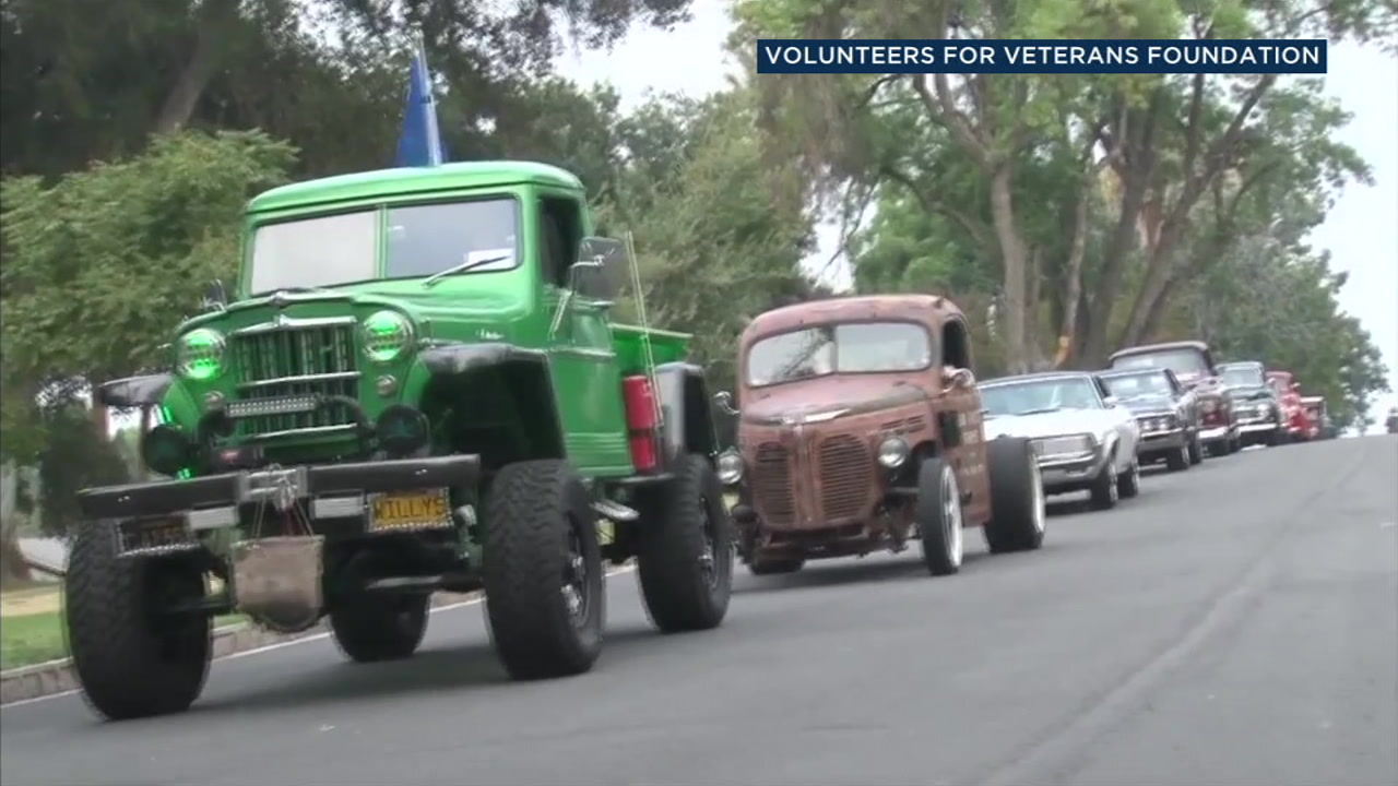 The Volunteers for Veterans Foundation is hosting the 28th-annual Veterans Memorial Car Show on Oct. 14 in Redlands.