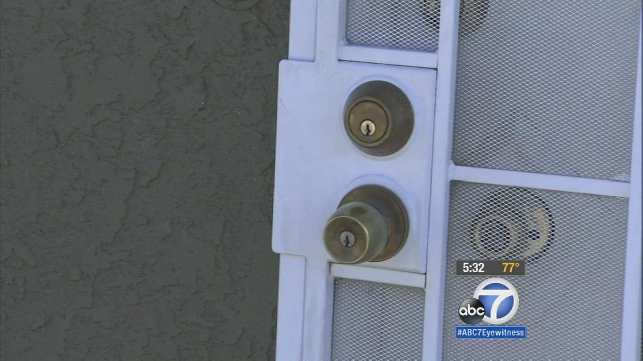 Home-invasion robbers hit 2 neighboring homes in Artesia