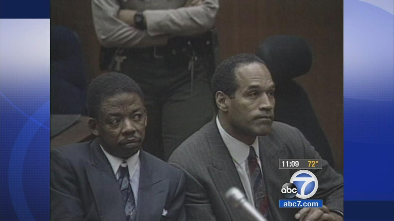 Member of OJ Simpsons defense team talks verdict 20 years later