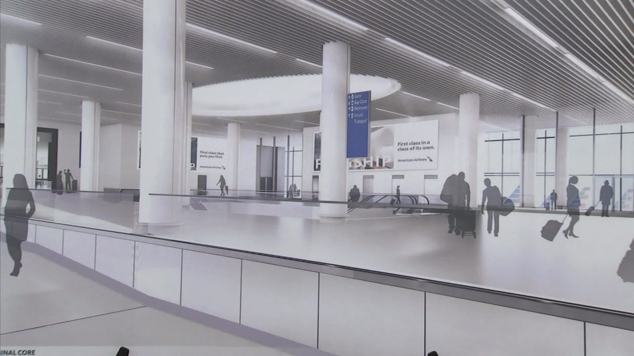 A new $1.6 billion renovation project is underway at Los Angeles International Airport.